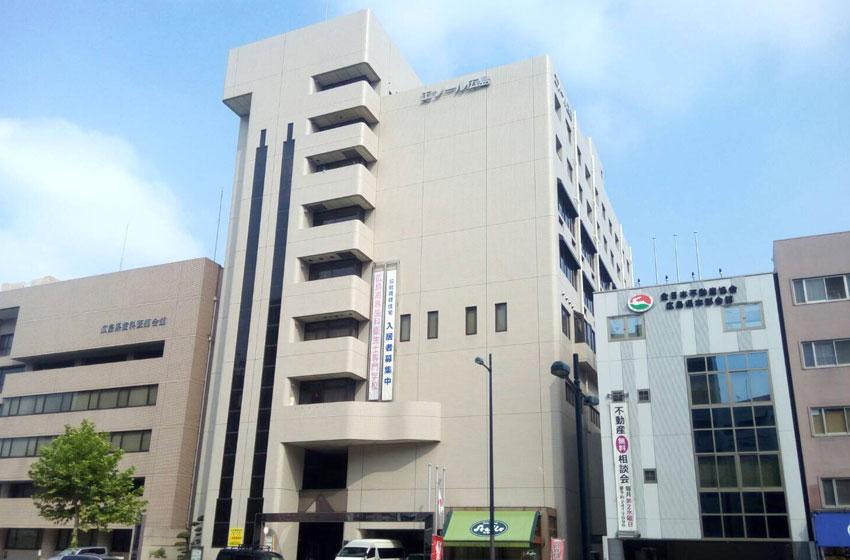 エソール広島 ライズ株式スクールの広島校会場