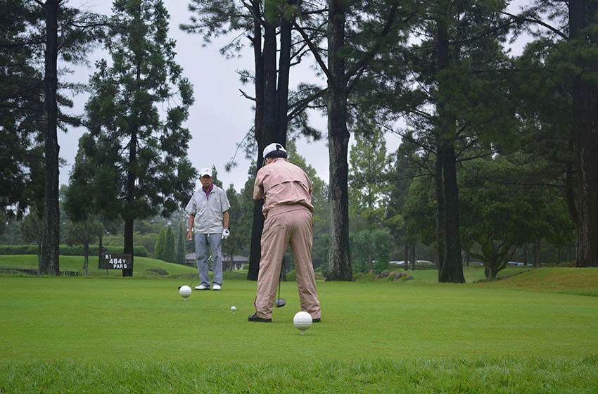 ライズ株式スクール ゴルフカップ画像