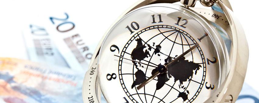 世界経済と株式投資イメージ画像