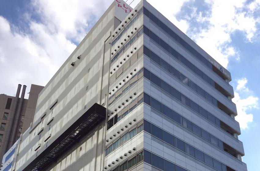 ライズ株式スクール名古屋校(AP名古屋)ビル上層部